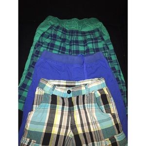 4 Pairs of Boys Shorts Sz Large